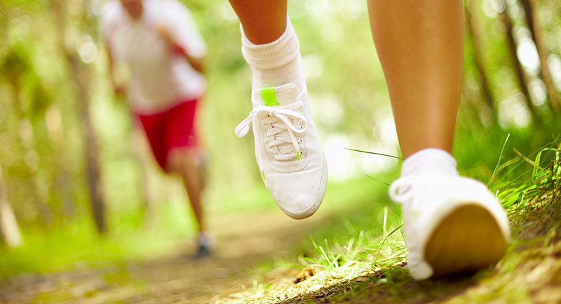 Running for Weight loss - Fitness & Glow