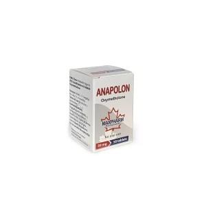Анаполон - Maxpharm Canada - Фитнес аптека