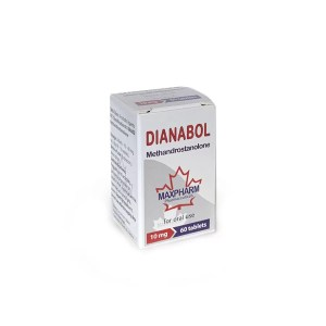 Дианабол - Максфарм Канада - Фитнес аптека
