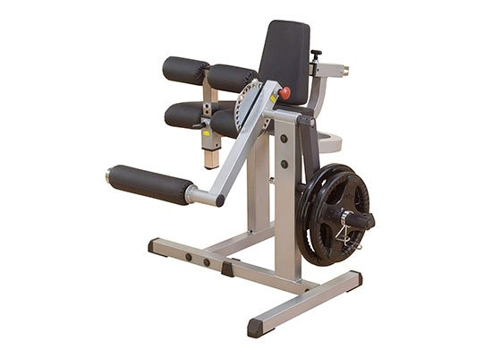 Body Solid Leg Extension and Curl Machine