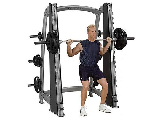 Body Solid SCB1000 Pro Club line Smith Machine