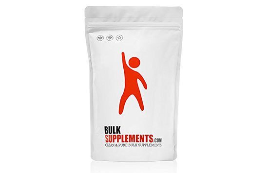 BulkSupplements BCAA Powder For Men