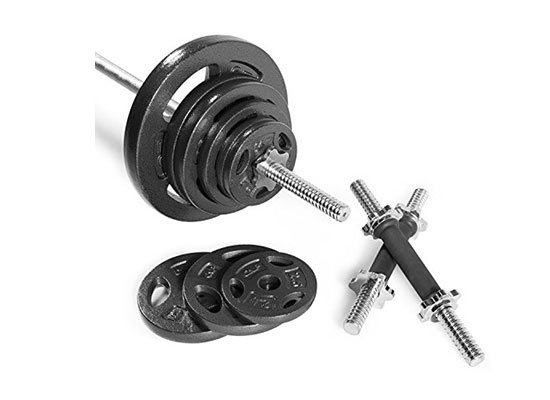 CAP Barbell Weight Set