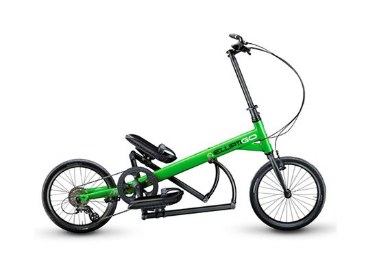 ElliptiGo Arc 8 Elliptical Bike