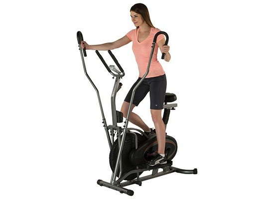 Fitness Reality E3000 Elliptical Bike