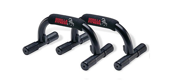 Gorilla Fitness Push Up Bars