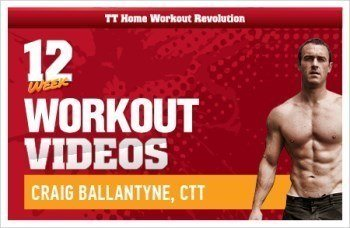 Home Workout Revolution 12-week