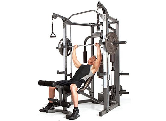 Marcy Smith machine (SM 4008)
