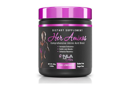 NLA for Her Branched Chain Amino Acids Supplements