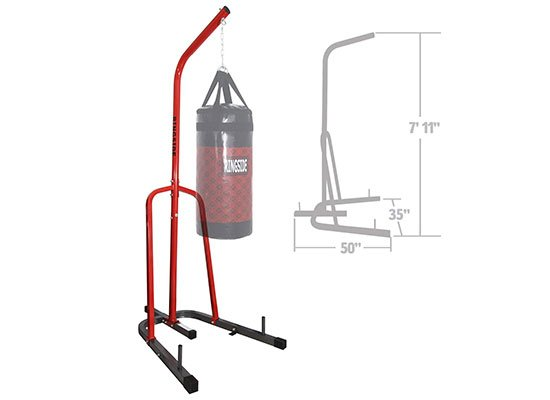 Ringside Prime Free-Standing MMA Heavy Bag Stand
