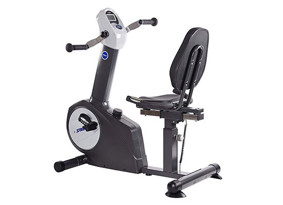Elite Recumbent Bike by Stamina