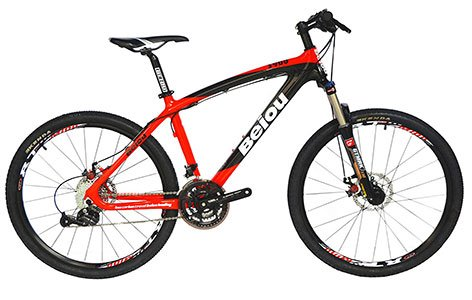 Toray T700 Mountain Bike