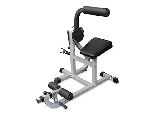 Valor Fitness DE-5 Ab and Back Machine