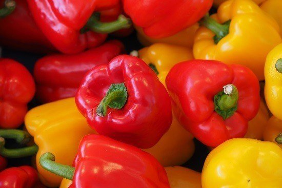 sweet red peppers may help prevent headaches