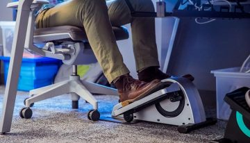 5 Under Desk Elliptical Products That Make Exercise Easy