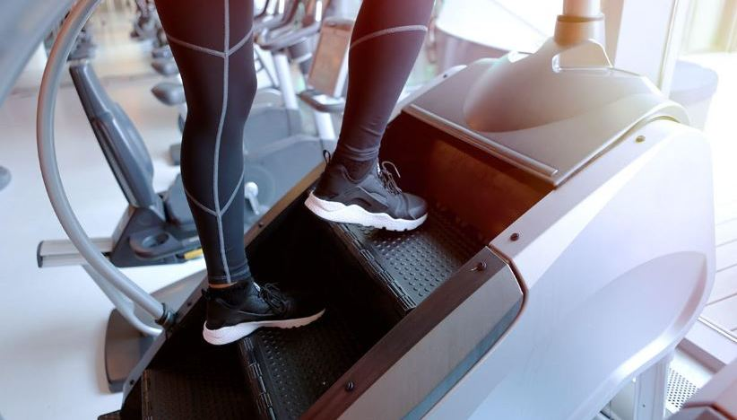 The 4 Best Stair Climbers for Weight Loss