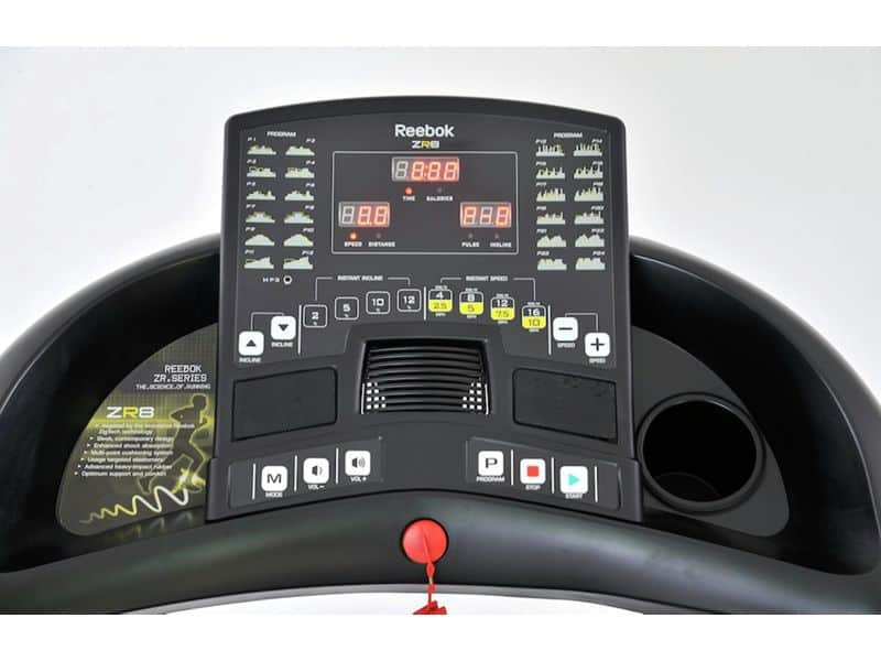 Full Reebok Zr8 Treadmill Review