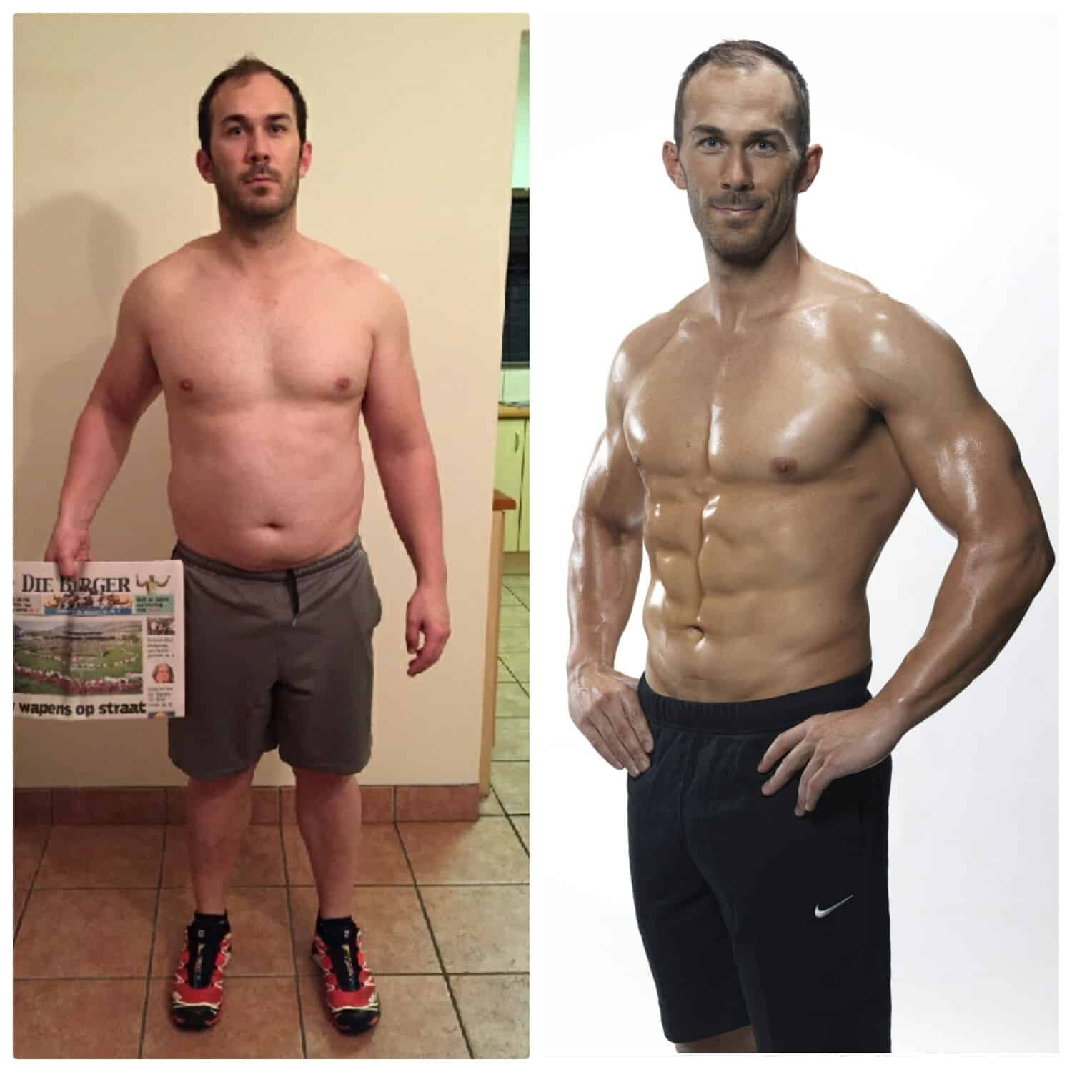 Fitness Chat with USN 12 Week Makeover Challenge Winner, Riaan Smit