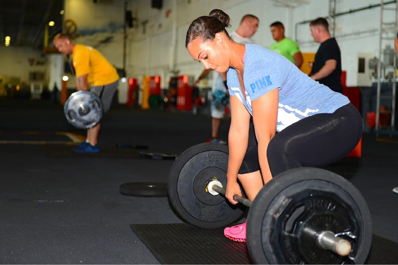 [Feature Friday] Why Women Should Lift Weights