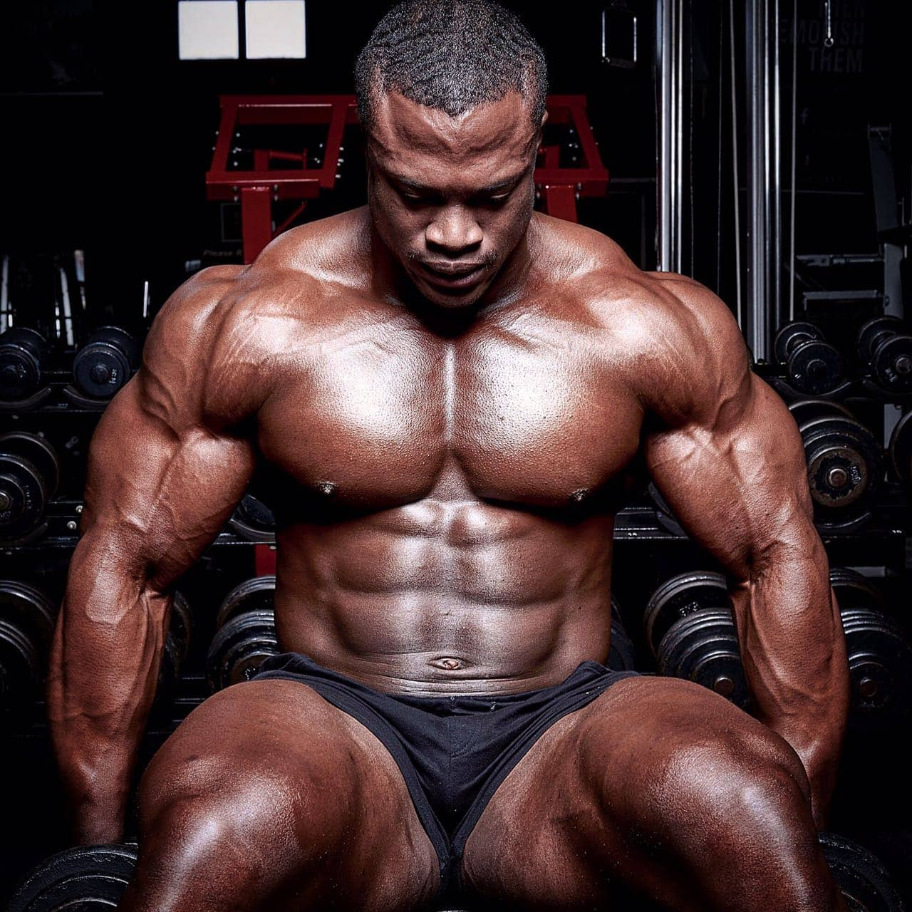 Fitness Chat with Sibusiso Kotelo