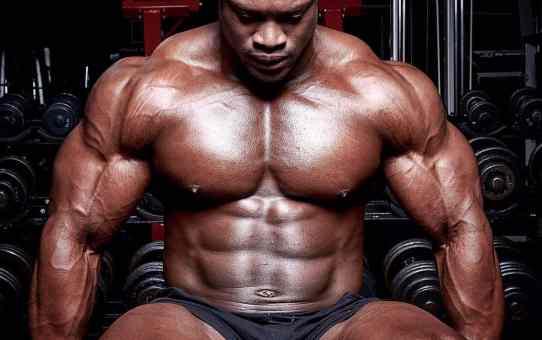 bodybuilder Sibusiso KhSibusiso Kotelo fitness chatuzwayo