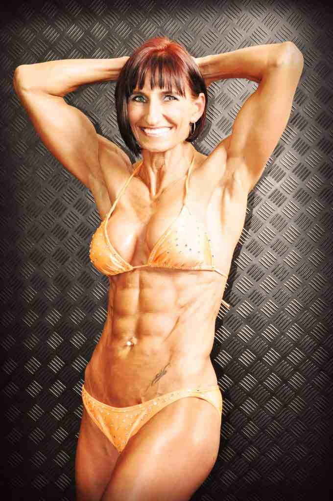 Fitness interview Joan venter