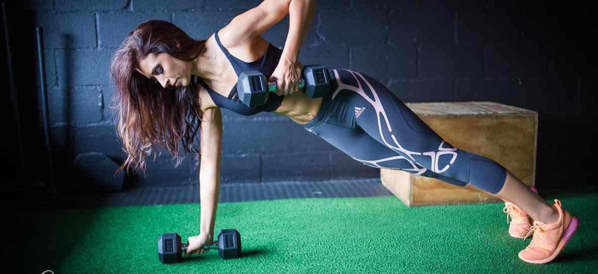 Fitness Chat with GNC Brand Ambassador Marelize Esterhuizen