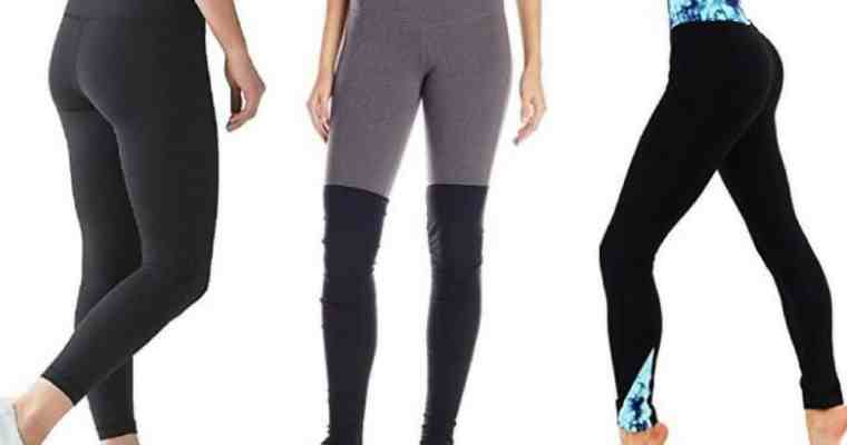 8 BEST NON SEE THROUGH WORKOUT LEGGINGS