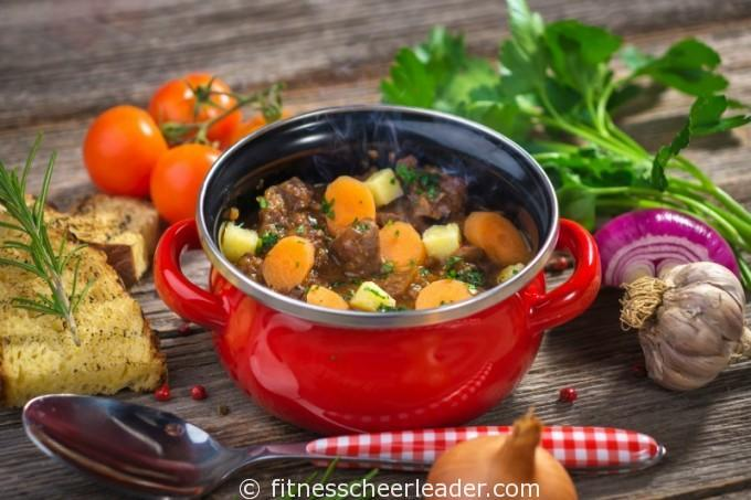 Beef Stew - Beef and Guinness Irish Stew recipe
