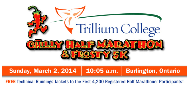 Chilly Half Marathon