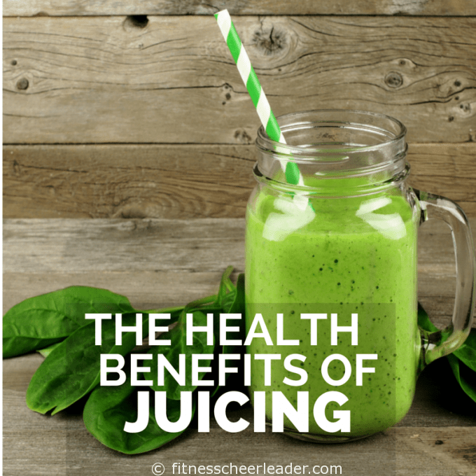 The health benefits of JUICING + information on how to juice without a juicer!