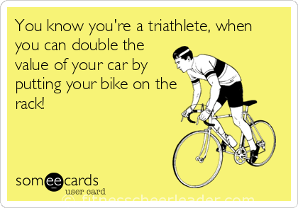 You Know Youre a Triathlete When