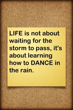 Learn to Dance in the Rain