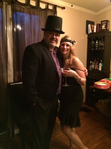 Roaring 20's Great Gatsby Party costume ideas