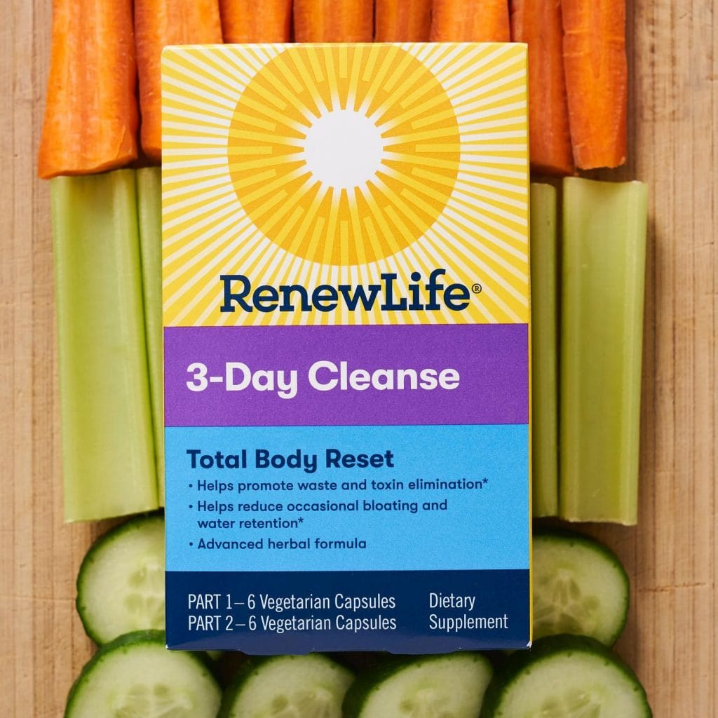 Renew Life 3-Day Cleanse Review - Is This Cleanse Legit?