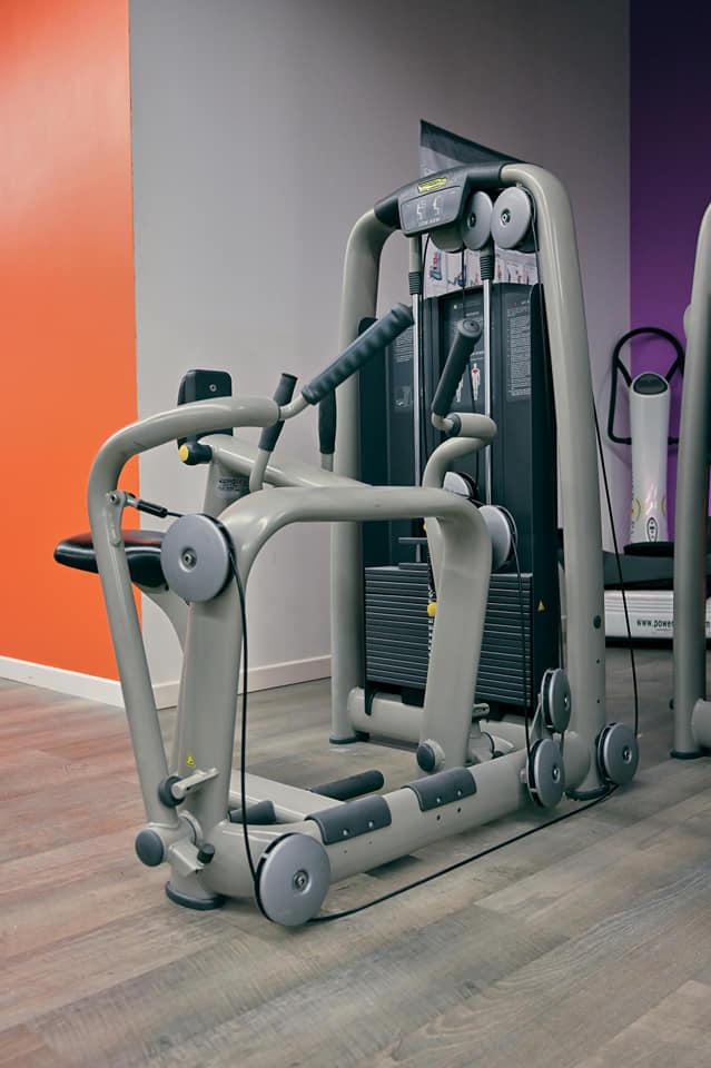 Rameur - Musculation Club GAZEAU Senlis