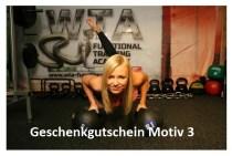Blond II WTA Gutschein - Kopie