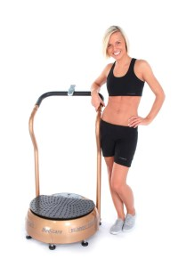 Bslimmer ® Colours PLUS Unisex Adult Vibration Plate