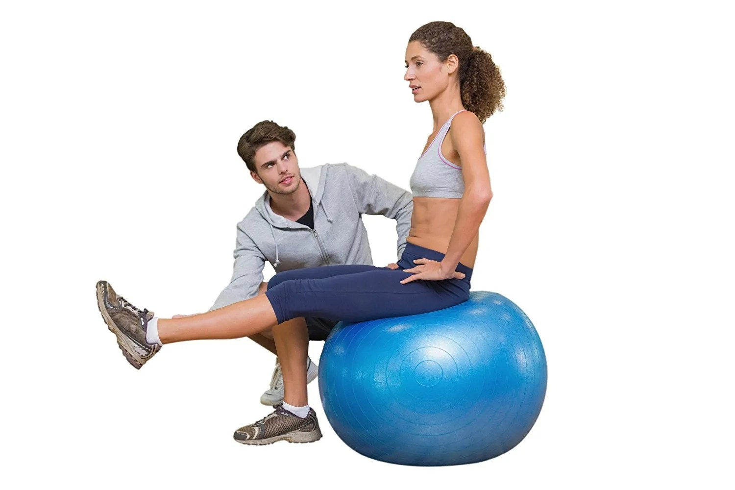 gym ball chair uk armless computer best exercise balls for sitting reviews 2018 fitness