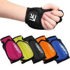 weighted workout gloves