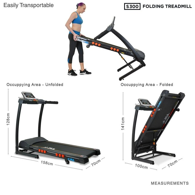 storing your treadmill