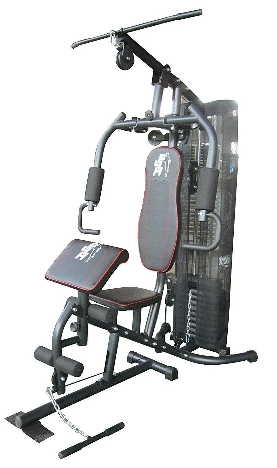 F4H Olympic 7080 Multi Gym Home Workout Station