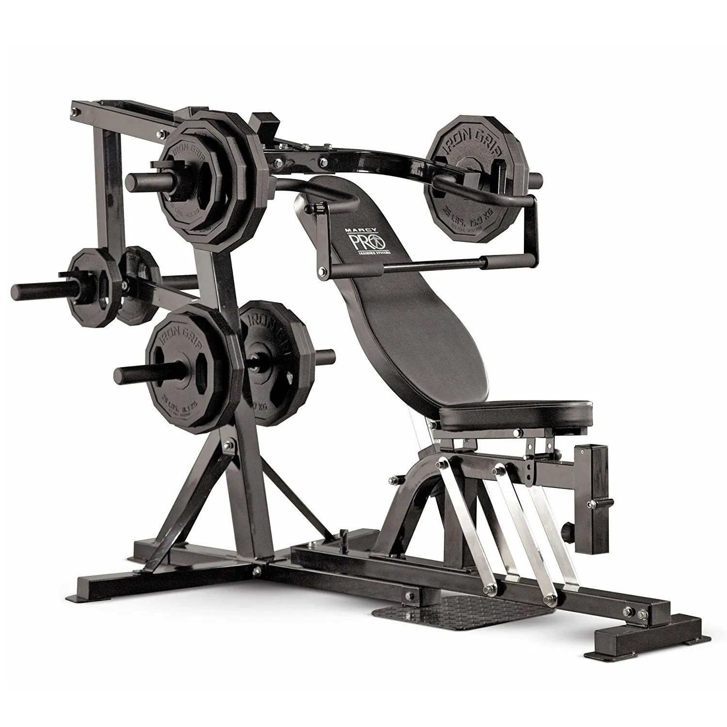 Marcy Pro PM4400 Leverage Home Multi Gym and Bench