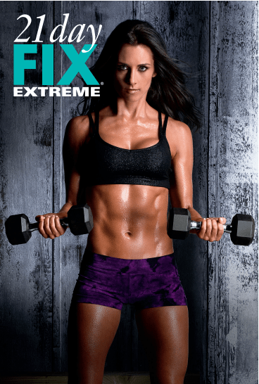 Autumn Calabrese_21 Day Fix Extreme