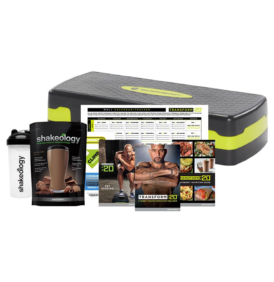 pack COMPLÉMENTAIRE shakeology