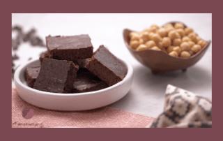 Brownies au chocolat sans farine