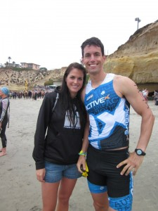 Race Envy When I Watched Team WODS at the Solana Beach Tri This Year