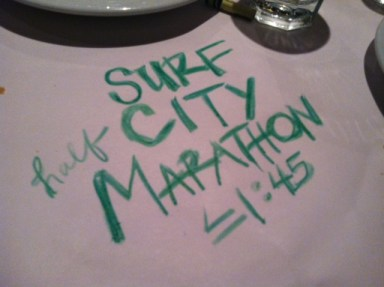 surf city half marathon