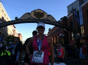 San Diego Gaslamp Finish!