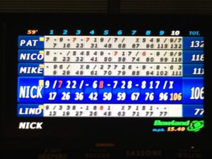 Yes I Beat Mike!